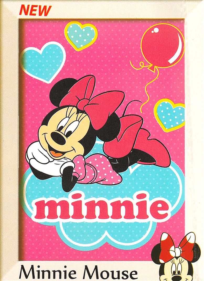 Selimut Internal Grosir Motif Minnie Mouse Bulu Halus