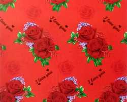 Grosir SELIMUT LADY ROSE - Selimut Lady Rose Red Love