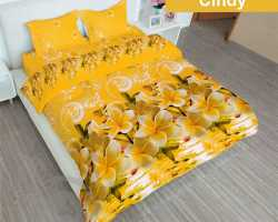 Grosir Sprei LADY ROSE - Grosir Sprei Lady Rose Cindy