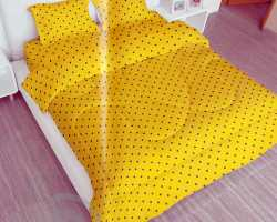 Grosir Sprei LADY ROSE - Grosir Sprei Lady Rose Empire Yellow