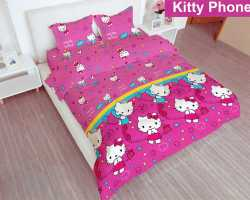 Grosir Sprei LADY ROSE - Grosir Sprei Lady Rose Kitty Phone