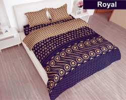 Grosir Sprei LADY ROSE - Grosir Sprei Lady Rose Royal