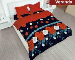 Grosir Sprei LADY ROSE - Grosir Sprei Lady Rose Veranda