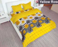 Grosir Sprei LADY ROSE - Grosir Sprei Lady Rose Yellow Rose