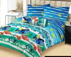 Grosir Sprei LADY ROSE - Grosir Sprei Lady Rose Dory Nemo