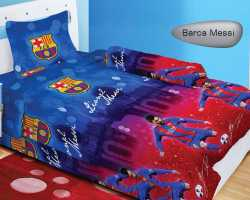 Grosir Sprei LADY ROSE SINGLE - Sprei Dan Bed Cover Lady Rose Single Barca Messi