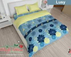 Grosir Sprei LADY ROSE - Grosir Sprei Lady Rose Lucy
