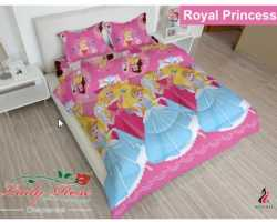 Grosir Sprei LADY ROSE - Grosir Sprei Lady Rose Royal Princess